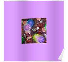 Flowers Not In My Garden Poster
