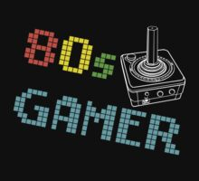80s Gamer Joystick Kids Clothes