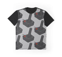 In The Beginning There Was Atari Graphic T-Shirt