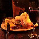Gordan's Wine Bar, London - Wine & Cheese by rsangsterkelly