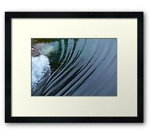 ★★★★★ Has been sold.  Views 2513 ,  Forces & wonders of sea water turbulency . Norway wonders - straumen. by Andrzej Goszcz. For me super miracle ! Framed Print