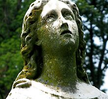 Looking Up, Evergreen Cemetery, Southgate, KY by boondocksaint