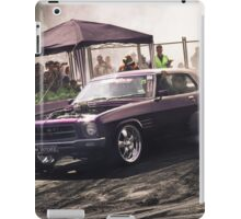 INTENSE Motorfest Skid iPad Case/Skin