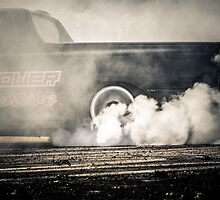 DRIFT8 Burnout by VORKAIMAGERY