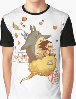 My friend goku Graphic T-Shirt