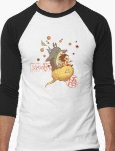 My friend goku Men's Baseball ¾ T-Shirt