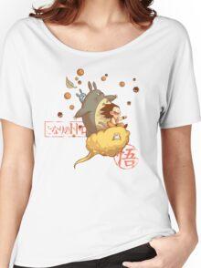 My friend goku Women's Relaxed Fit T-Shirt