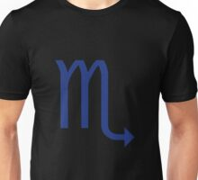 Scorpio Star Sign Unisex T-Shirt