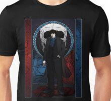 Sherlock Nouveau: Sherlock Holmes Unisex T-Shirt