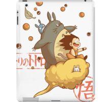 My friend goku iPad Case/Skin