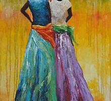 colours of Africa by Gigi Guimbeau