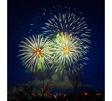 Canada Day 2012 Edmonton Photographic Print