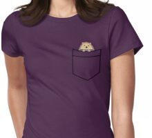 Pocket John Womens Fitted T-Shirt