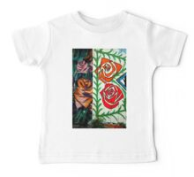 A Rose Is A Rose Is... Baby Tee