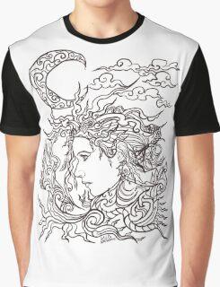 WayNine Three Graphic T-Shirt