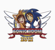 Sonic Boom - 2012 by kenneyfoster