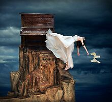 beautiful melodies telling me terrible things by Beth Conklin