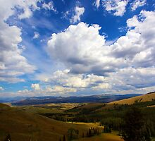 Lamar Valley by thvisions
