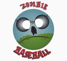Zombie Baseball by TopherAdam