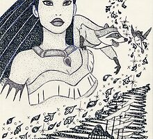 Iconic Pocahontas by Kashmere1646