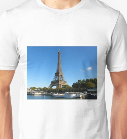 Eifel from the bateau mouche T-Shirt