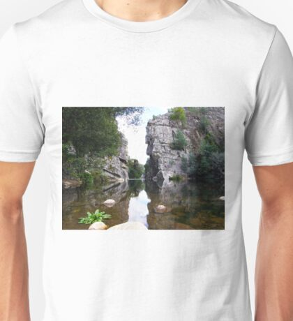 Peaceful mirror T-Shirt