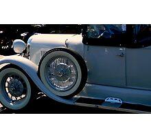 Antique Car Show - Smalltown USA Series  ^ Photographic Print
