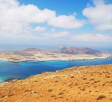 Graciosa Island by Dinorah Imrie