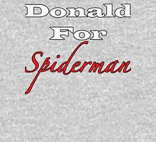 Donald For Spiderman T-Shirt