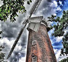 Woodbridge Windmill by Scott Anderson