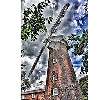Woodbridge Windmill Photographic Print
