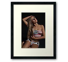 """""""Stargazing"""" Framed Print"""