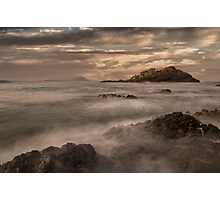 Ocean Mist  (Awarded)  Photographic Print