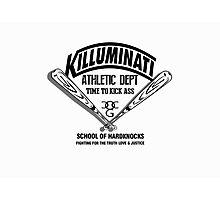 Killuminati Athletic Dept Photographic Print
