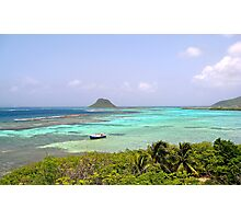 Caribbean Colors Photographic Print
