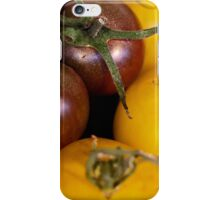 Two tone tomatoes iPhone cover iPhone Case/Skin