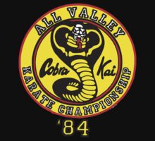 Cobra Kai  by BUB THE ZOMBIE