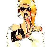 Pearly Gaga by alyjandro