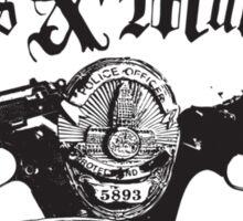 Riggs & Murtaugh Sticker