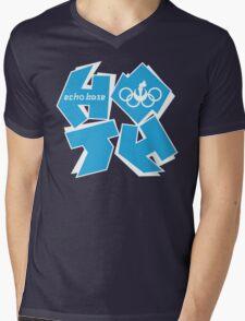 ECHO BASE OLYMPICS Mens V-Neck T-Shirt