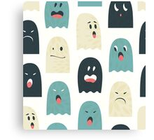 Lovely monsters Canvas Print