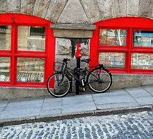 Wheels and Windows by Peter Baglia