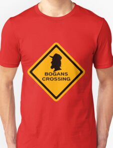 Bogans crossing Unisex T-Shirt