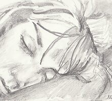 My Slumbering Muse by cmnathan