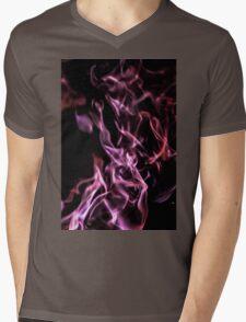 Fabric of Dreams Mens V-Neck T-Shirt