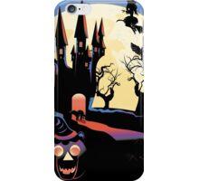 Haunted Halloween Castle 2 iPhone Case/Skin