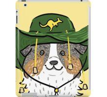 Australian Shepherd Dog iPad Case/Skin
