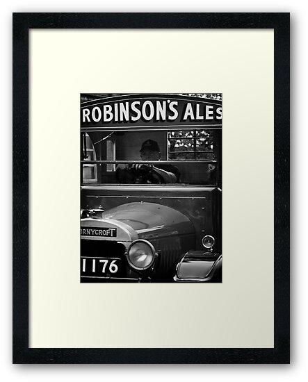 Robinson's Ales by Paul Barnett