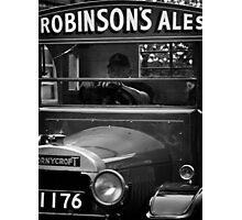 Robinson's Ales Photographic Print