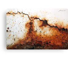 Firewalker Canvas Print